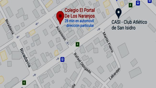 Instituto El Portal de Los Naranjos 25