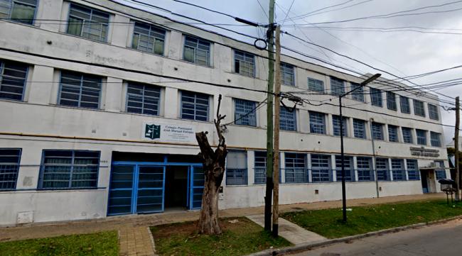 Colegio Parroquial José Manuel de Estrada 9