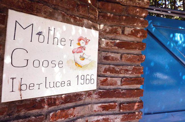 Jardín Mamá Pata (Mother Goose) 1