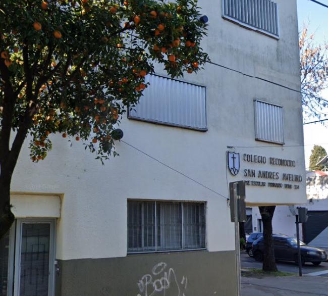 Colegio San Andrés Avelino 13