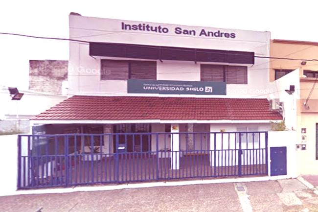 Colegio San Andrés 1