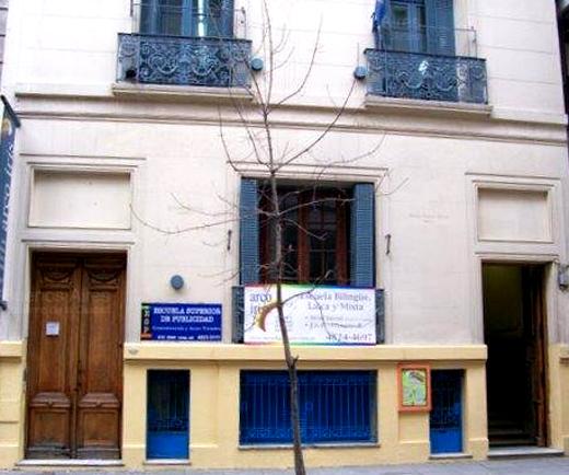 Listado de colegios privados en el barrio de Recoleta 2