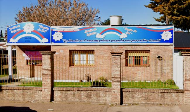 Jardin Rayito de Sol 1