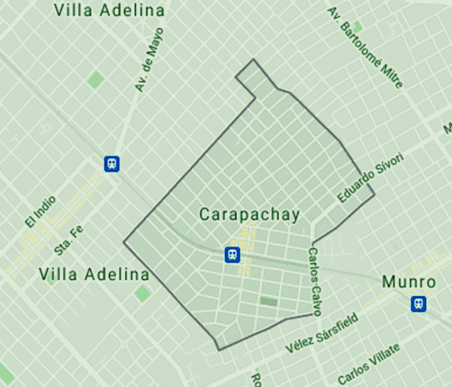 Listado de Colegios Privados en Carapachay 1