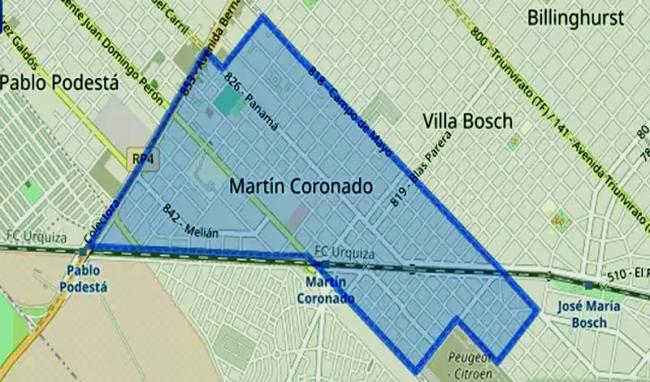 Listado de Colegios privados en Martín Coronado 23