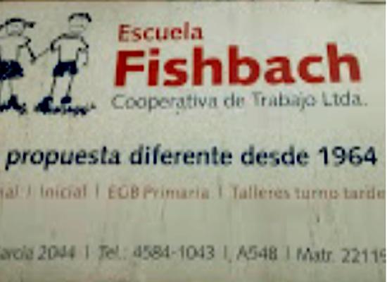 Escuela Cooperativa Fishbach 4