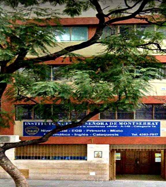 Instituto Nuestra Señora de Montserrat 1