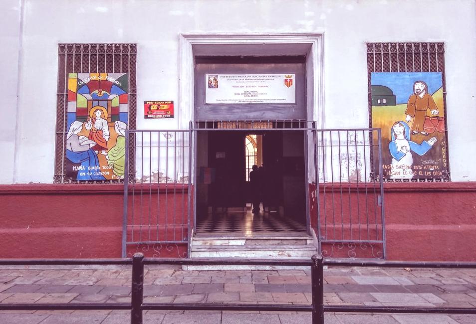 Listado de colegios en Barrio General Mitre 8